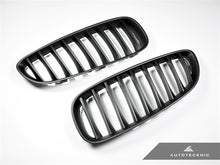 AutoTecknic Replacement Stealth Black Front Grilles - E89 Z4 Series