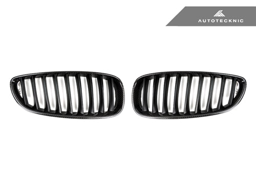 AutoTecknic Replacement Carbon Fiber Front Grilles - E89 Z4 Series
