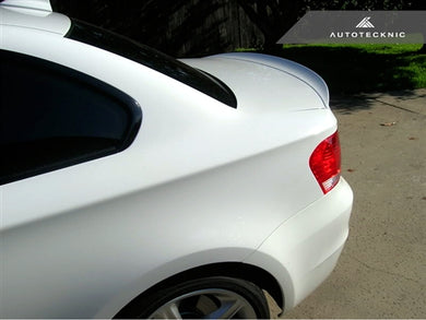 AutoTecknic ABS Performante Trunk Spoiler - E82 1 Series Coupe (2008-2012)