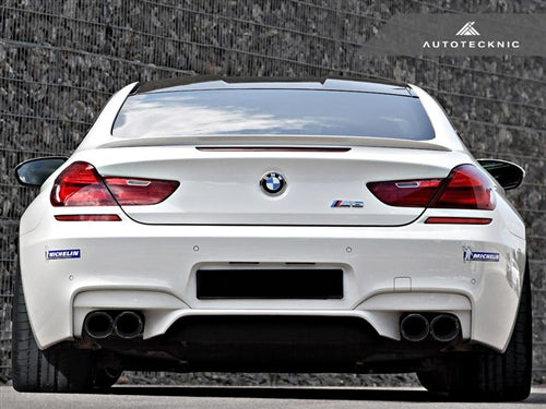 AutoTecknic ABS Trunk Spoiler - BMW F06 Gran-Coupe / F13 Coupe 6 Series & M6 (2011-Up)