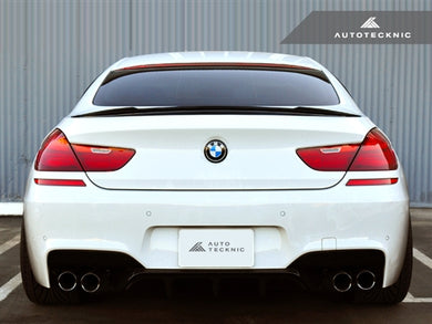 Shop AutoTecknic ABS Trunk Spoiler - BMW F06 Gran-Coupe / F13 Coupe 6 Series & M6 (2011-Up) - AutoTecknic