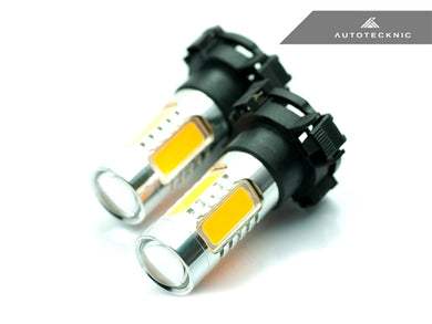 Shop AutoTecknic Clarity LED Turn Signal Bulbs - PY24W (7.5 Watt) - AutoTecknic