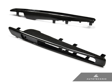 Shop AutoTecknic Replacement Carbon Fiber Fender Gills - E71 X6M - AutoTecknic