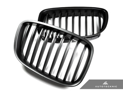 Shop AutoTecknic Replacement Stealth Black Front Grilles - F07 5-Series Gran Turismo - AutoTecknic