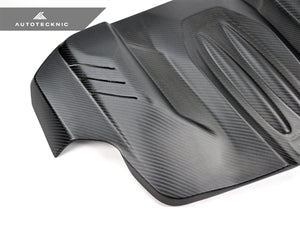 AutoTecknic Vacuumed Carbon Fiber Engine Cover - F10 M5 | F06/ F12/ F13 M6