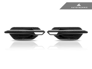 Shop AutoTecknic Dry Carbon Fiber Fender Trims - F87 M2 - AutoTecknic USA