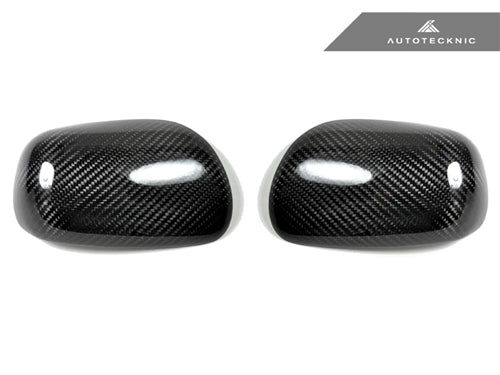Shop AutoTecknic Dry Carbon Fiber Mirror Covers - Lexus IS200/ IS300 - AutoTecknic