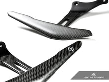 Shop AutoTecknic Stealth Carbon Competition Shift Paddles - Ferrari 458 Italia / Spider - AutoTecknic