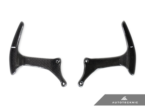 Shop AutoTecknic Carbon Competition Shift Paddles - Ferrari F12 Berlinetta - AutoTecknic