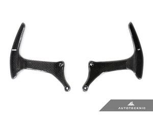 Shop AutoTecknic Carbon Competition Shift Paddles - Ferrari F12 Berlinetta - AutoTecknic USA