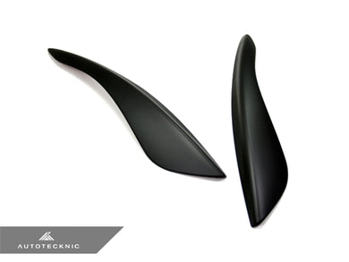 AutoTecknic Stealth Black Headlight Covers - Infiniti G35 Coupe