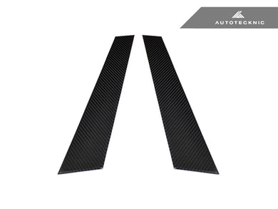Shop AutoTecknic Carbon Fiber B-Pillar Covers - Lexus GS300/ GS400/ GS430 (98-05) - AutoTecknic