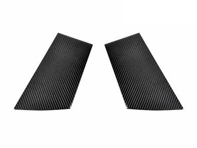Shop AutoTecknic Carbon Fiber B-Pillar Covers - Nissan Z34 370Z - AutoTecknic USA