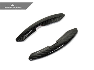 AutoTecknic Dry Carbon Competition Shift Paddles - Porsche 991.2 Carrera/ Turbo/ GT3 | 991 GT3RS