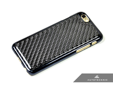 Shop AutoTecknic Carbon Fiber iPhone Cover - 6 Plus - AutoTecknic