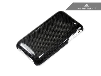 Shop AutoTecknic Carbon Fiber iPhone Cover - 3G / 3Gs - AutoTecknic USA