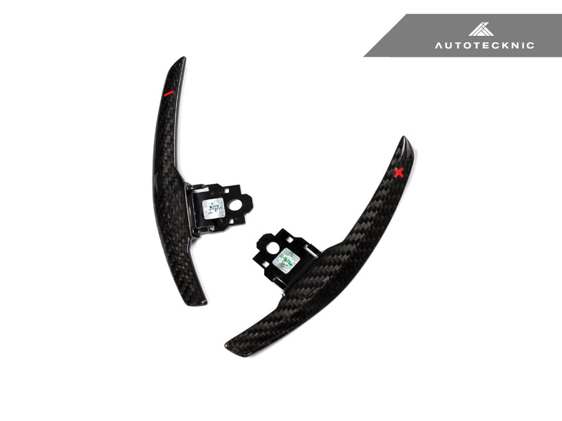 Shop AutoTecknic Dry Carbon Battle Version Shift Paddles - F87 M2 | F80 M3 | F82/ F83 M4 | F10 M5 LCI | F06/ F12/ F13 M6 | F85 X5M | F86 X6M - AutoTecknic USA