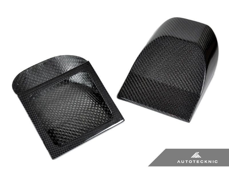 Shop AutoTecknic Vacuumed Carbon Intake Air Duct - F80 M3 | F82/ F83 M4 - AutoTecknic USA