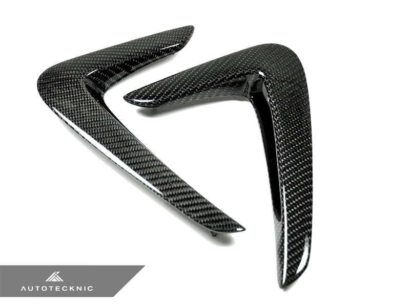 Shop AutoTecknic Replacement Carbon Fiber Fender Trim - F32/ F33/ F36 4-Series Pre-LCI - AutoTecknic USA