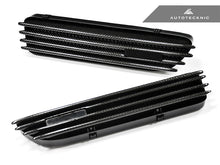 Shop AutoTecknic Replacement Carbon Fiber Fender Gills - E46 Coupe & Cabrio | M3 - AutoTecknic
