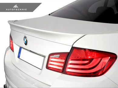 Shop AutoTecknic ABS Low-Kick Trunk Spoiler - BMW F10 5-Series Sedan - AutoTecknic USA