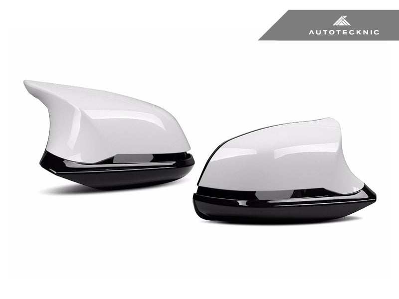 AutoTecknic Version III M-Inspired Complete Mirror Housing Kit - F22 2-Series | F30 3-Series | F32 4-Series | F87 M2