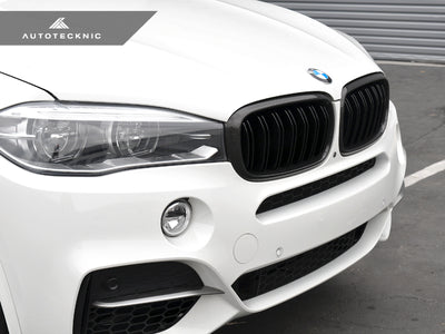 AutoTecknic M50D Style Lower Front Grille Trim - F15 X5 M Sport 2014-Up
