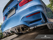 Shop AutoTecknic Dry Carbon Competition Rear Diffuser - F80 M3 | F82/ F83 M4 - AutoTecknic