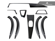 Shop AutoTecknic Dry Carbon Fiber Interior Trim - F32 4-Series Coupe - AutoTecknic