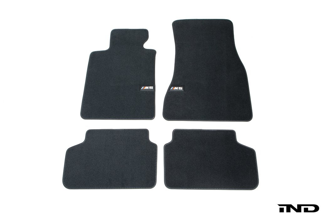 Shop BMW Floor Mat Set - F90 M5 Competition - AutoTecknic USA