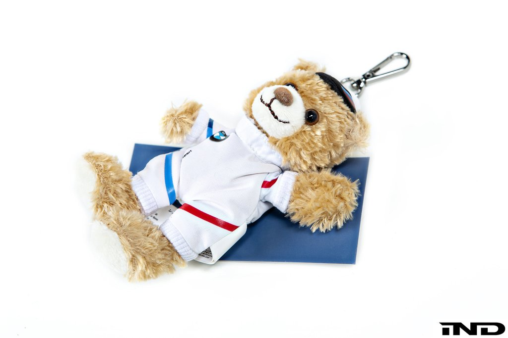 BMW M Motorsport Bear Key Ring - AutoTecknic USA