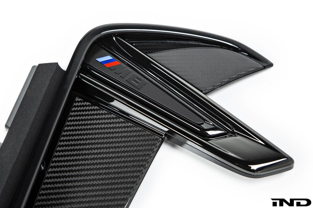 BMW M Performance Carbon Side Grille Set - F92 M8 - AutoTecknic USA