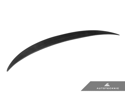 Shop AutoTecknic Carbon Competition Extended-Kick Trunk Spoiler - G20 3-Series - AutoTecknic
