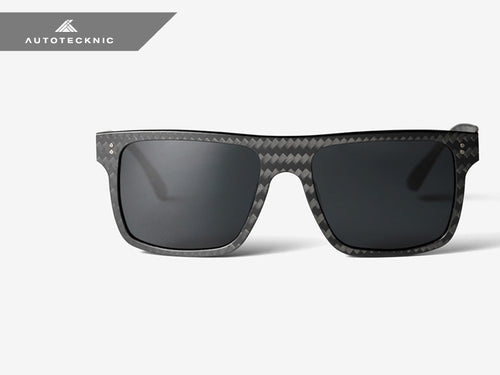 Shop AutoTecknic Forged Carbon Sunglasses - Aviator - AutoTecknic