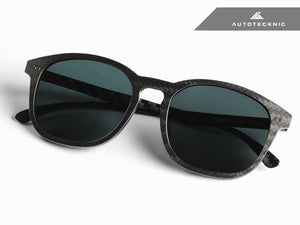 Shop AutoTecknic Forged Carbon Sunglasses - Classic - AutoTecknic USA