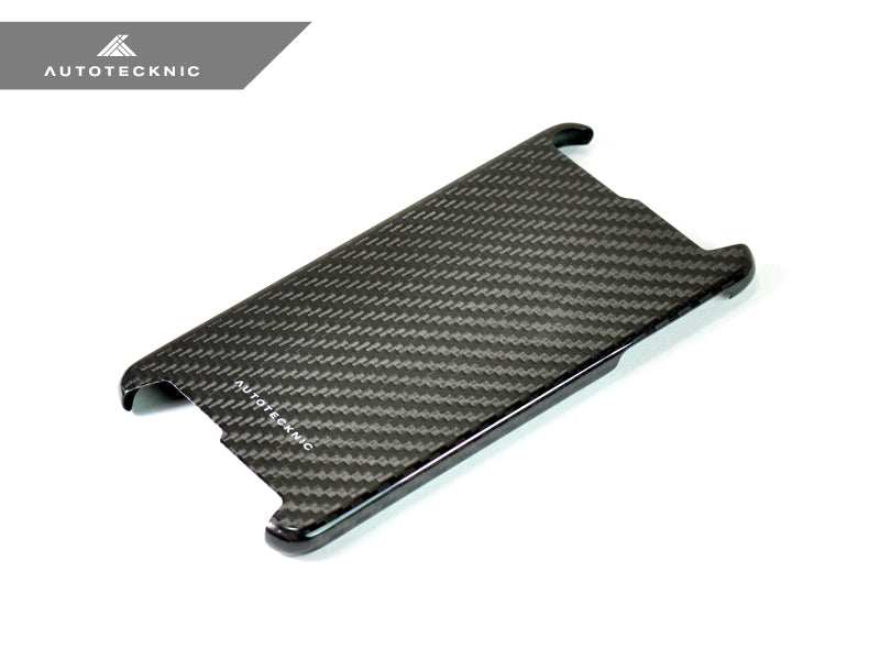 AutoTecknic Dry Carbon Fiber iPhone Case - iPhone SE - AutoTecknic USA