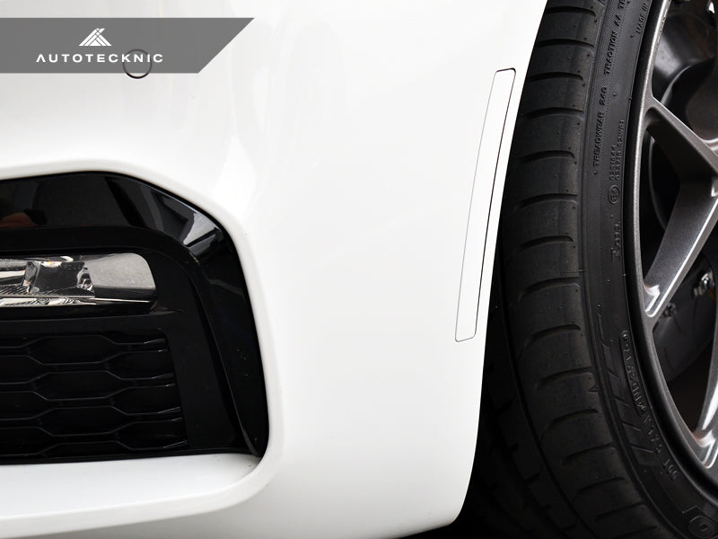 AutoTecknic Painted Front Bumper Reflectors - G30 5-Series M-Sport - AutoTecknic USA