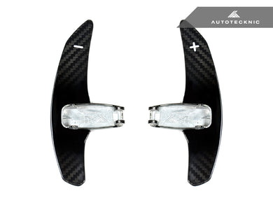 Shop AutoTecknic Dry Carbon Battle Version Shift Paddles - Mercedes-Benz Various AMG Vehicles - AutoTecknic