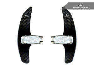 Shop AutoTecknic Dry Carbon Battle Version Shift Paddles - Mercedes-Benz Various AMG Vehicles - AutoTecknic USA