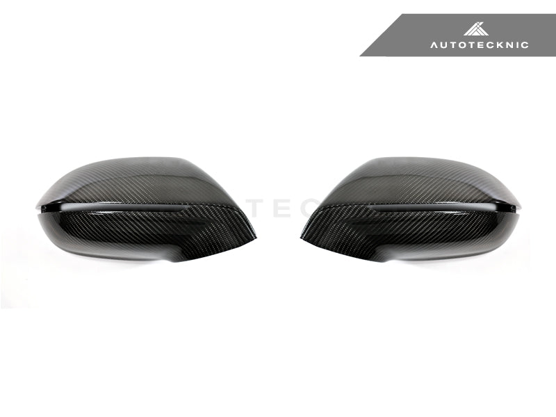 Shop AutoTecknic Replacement Carbon Mirror Covers - Audi A7/ S7 2011-Up - AutoTecknic USA