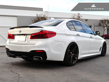 Shop AutoTecknic Carbon Competition Extended-Kick Trunk Spoiler - F90 M5 | G30 5-Series - AutoTecknic