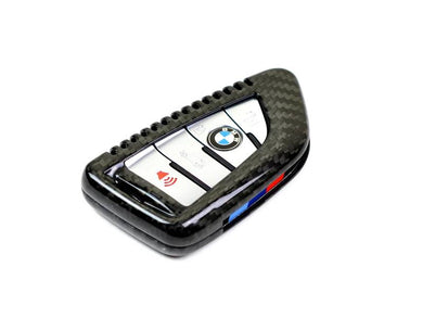 Shop AutoTecknic Dry Carbon Key Case - BMW F92 M8 Coupe | F91 M8 Convertible | G15 8-Series - AutoTecknic USA