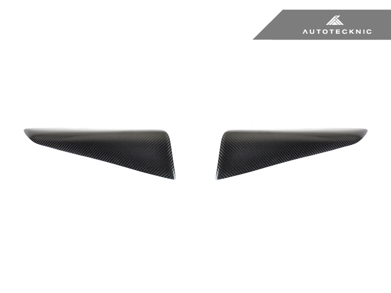 Shop AutoTecknic Carbon Headlight Covers -  Mercedes-Benz W463 G-Class - AutoTecknic