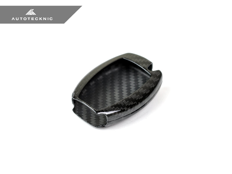 AutoTecknic Dry Carbon Key Case - Mercedes-Benz Various Vehicles - AutoTecknic USA