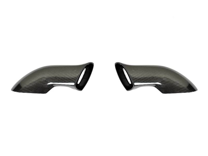Shop AutoTecknic Carbon Sport Design Mirror Arms - Porsche 991.1 & 991.2 Turbo | GT3 | GT4 - AutoTecknic USA