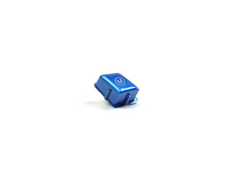 Shop AutoTecknic Royal Blue M Button - BMW E-Chassis M Vehicles - AutoTecknic