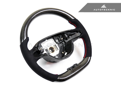 Shop AutoTecknic Replacement Carbon Steering Wheel - Mercedes-Benz Sport 2015-Up (Various Vehicles) - AutoTecknic