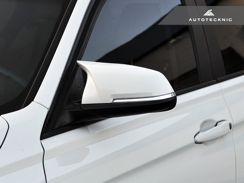 Shop AutoTecknic Replacement Version II M-Inspired Painted Mirror Covers - F22 2-Series | F30 3-Series | F32/ F36 4-Series | F87 M2 - AutoTecknic USA