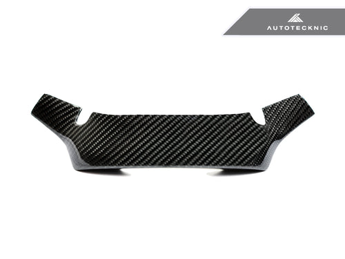 Shop AutoTecknic Replacement Carbon Steering Wheel Top Cover - F90 M5 - AutoTecknic