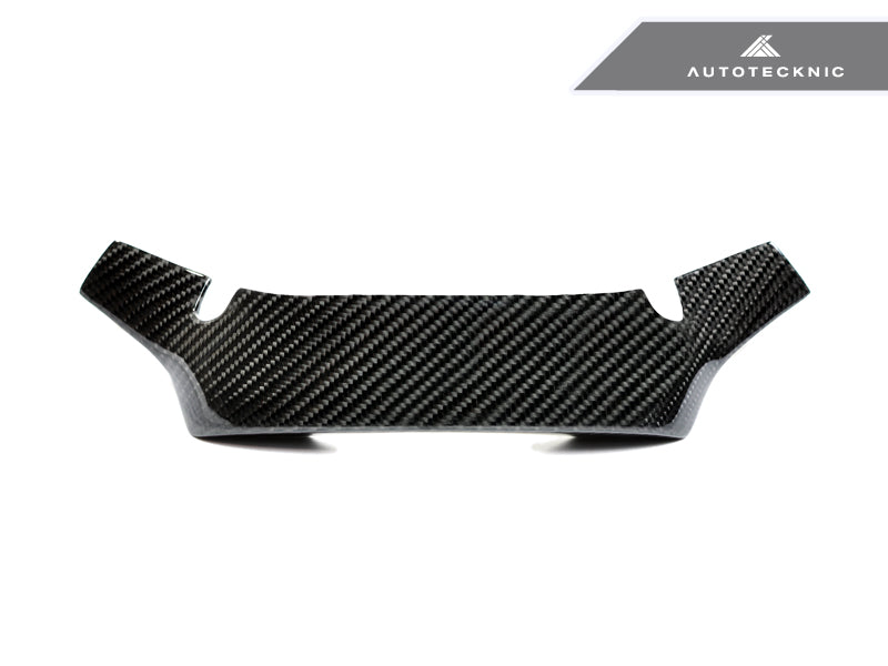 Shop AutoTecknic Replacement Carbon Steering Wheel Top Cover - F90 M5 - AutoTecknic USA